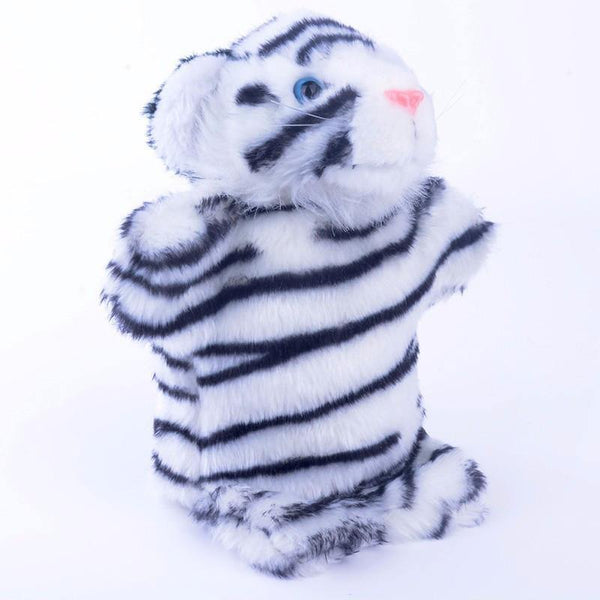 "Animal Hand Puppet (Stuffed Animal /Plush Toy Gift for Baby Kid Child)[10"" /25cm]"