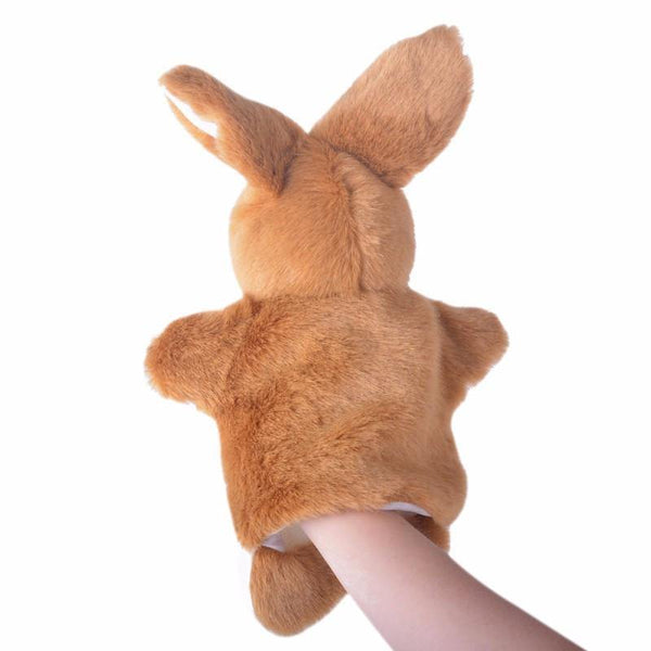 "Rabbit Hand Puppet (Stuffed Rabbit /Plush Rabbit /Kids Rabbit Toy Gift)[10"" /25cm]"