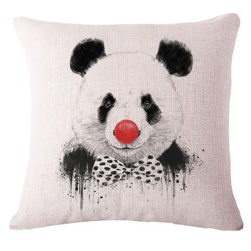 Panda Pillow Cases (Decorative Cushion Covers /Accent Throw Pillowcases)