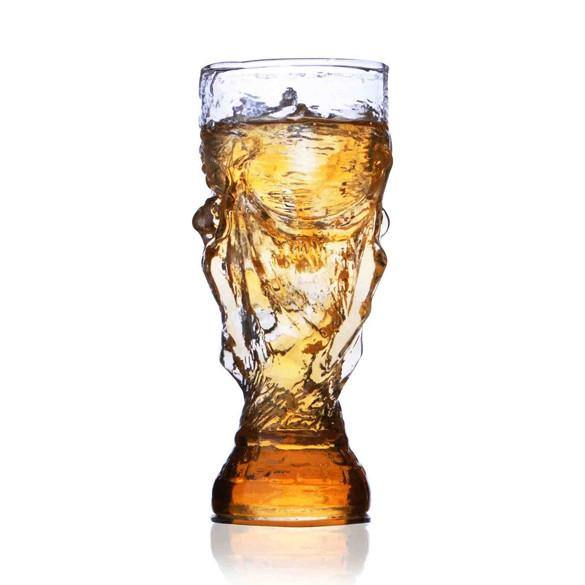 World Cup Trophy Beer Mugs (Tankard /Stein /Glass /Football Fans Gift)
