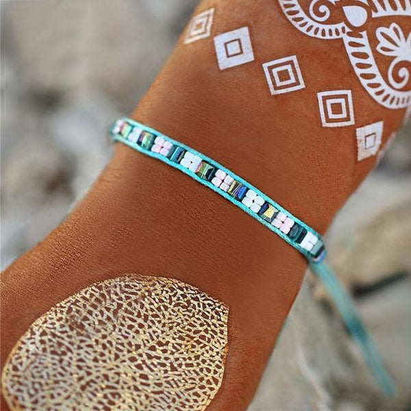 Summer Bracelets - Beach Hawaii Boho Chic Cosy Outfit Additions & Accessories CHARMERRY A12