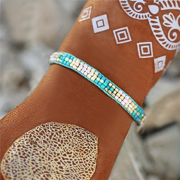 Summer Bracelets - Beach Hawaii Boho Chic Cosy Outfit Additions & Accessories CHARMERRY A08