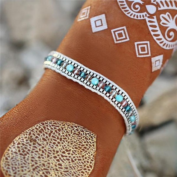 Summer Bracelets - Beach Hawaii Boho Chic Cosy Outfit Additions & Accessories CHARMERRY A10