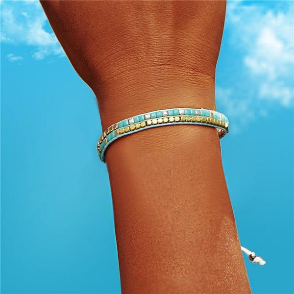Summer Bracelets - Beach Hawaii Boho Chic Cosy Outfit Additions & Accessories CHARMERRY A13
