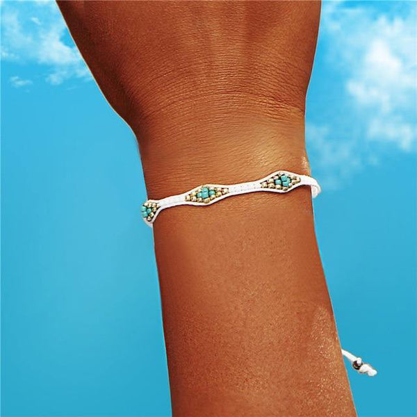 Summer Bracelets - Beach Hawaii Boho Chic Cosy Outfit Additions & Accessories CHARMERRY A11