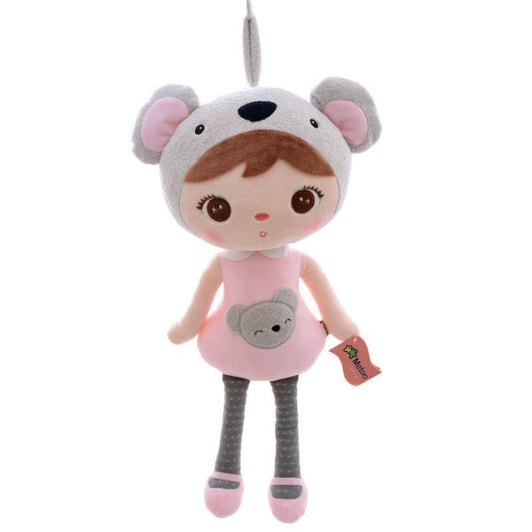 Toy Plush Toy in Koala Costume /Stuffed Toy in Koala Outfit (Gift Doll /Girl) - Charmerry