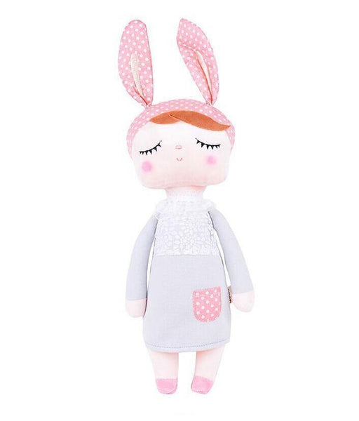 "Toy Plush Toy /Stuffed Toy - Soft Rag Doll for Kid & Child (Baby Shower Gift / 18"") - Charmerry"