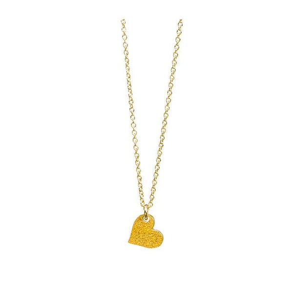 Fashion Jewelry Love Heart Minimalist Necklace - Charmerry