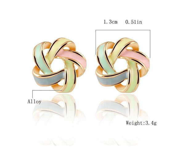 Fashion Jewelry Geo Fashion Stud - Charmerry