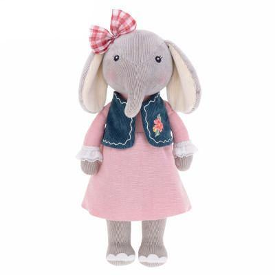 Toy Elephant Stuffed Toy (Animal Plush Toy /Baby Soft Toy /Doll Gift) - Charmerry