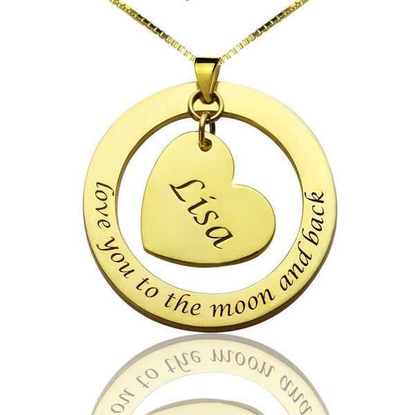 Fashion Jewelry Personalized Necklace for Anniversary/ Birthday/ Gifts - Charmerry