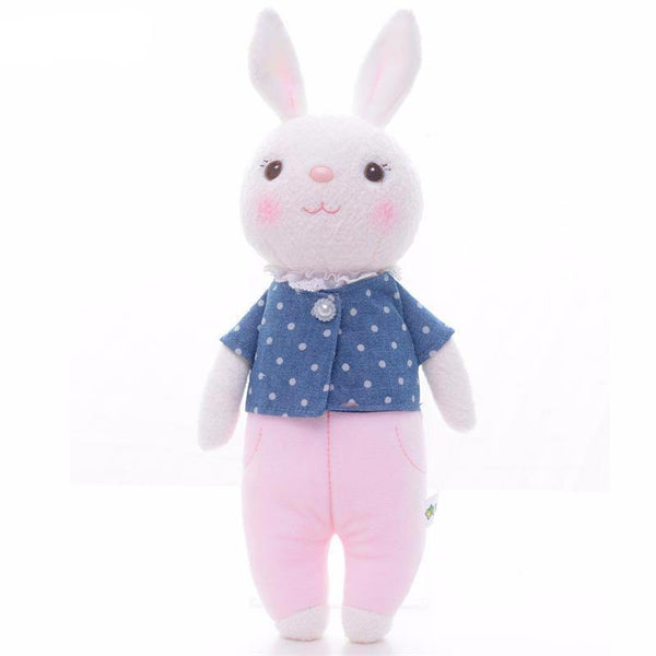 Toy Rabbit Stuffed Toy (Animal Plush Toy /Soft Toy /Baby Shower Gift) - Charmerry