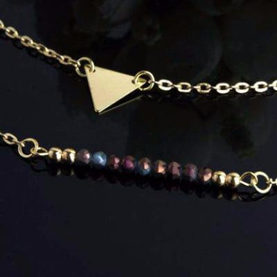 Fashion Jewelry Layered Fashion Necklaces - Charmerry