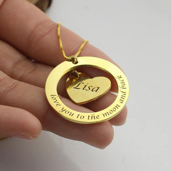 Personalized Necklace for Anniversary/ Birthday/ Gifts