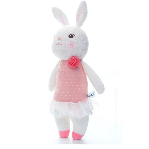 Toy Rabbit Stuffed Toy (Animal Plush Toy /Sweet Baby Soft Toy /Gift Doll) - Charmerry