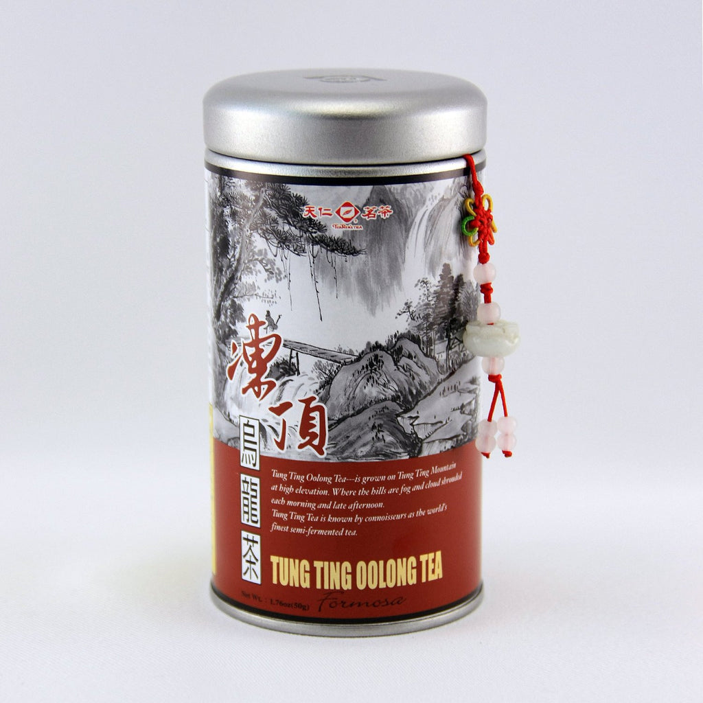 Chinese Wulong Tea (Tung Ting /Dong Ding Oolong)
