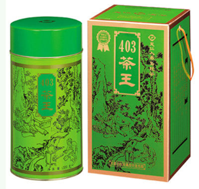 Tea Chinese Tea -Chinese Tea Oolong Loose Tea Tin /Taiwan Wulong Tea Gift (150g /5.3oz) - Charmerry