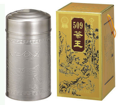 Tea Oolong Tea -Taiwan Oolong Loose Tea /Taiwanese Oolong Tea Tin Gift Box (300g /10.6oz) - Charmerry