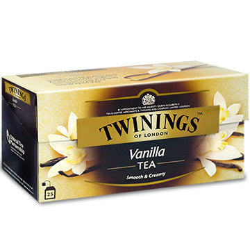 Tea Vanilla Tea -Twinings Vanilla Tea 6PK - Charmerry