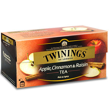 Tea Apple Tea /Twinings Apple Tea -Apple, Cinnamon & Raisin Tea Bags - Charmerry