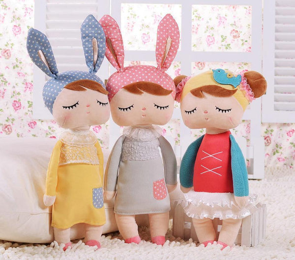 "Stuffed Toy (Animal Plush Toy /Sweet Baby Soft Toy /Gift Doll for Kids)[15 Styles /14"" /10""]"