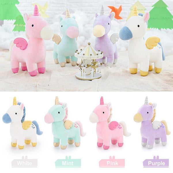 unicorn-stuffed-plush-toy-animal-soft-kids-baby-shower-gift-ideas-child-birthday-christmas-present-sleep-surprise-unique-unique-pink-harmerry a00