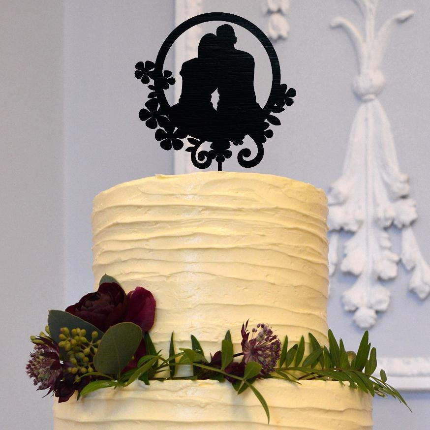 Wedding Cake Toppers Beautiful Cake Decorations Romantic