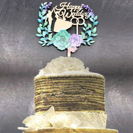 Wedding Cake Toppers French Chic Rustic Vintage Country Classy Style Themes Decor Favors Gold Silver Decoration
