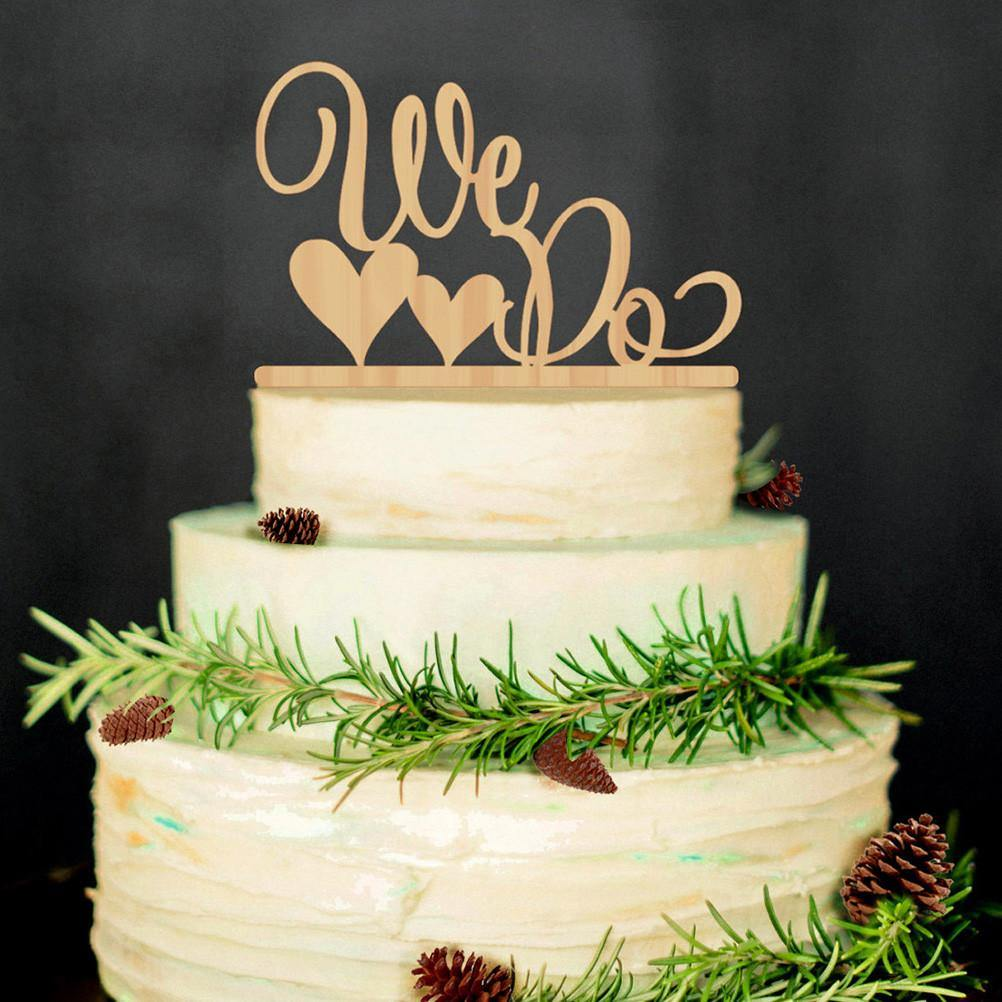 rustic wood wedding cake toppers wood wedding cake topper rustic vintage country themes 19600