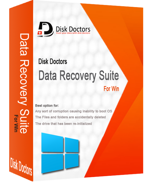 Data Recovery Suite by Disk Doctors