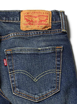 Levi's - 511 Slim Fit - Ama Canyon Dark