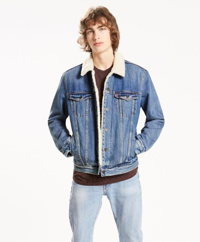 Levi's - Type 3 Sherpa Trucker Jacket - Needle Park