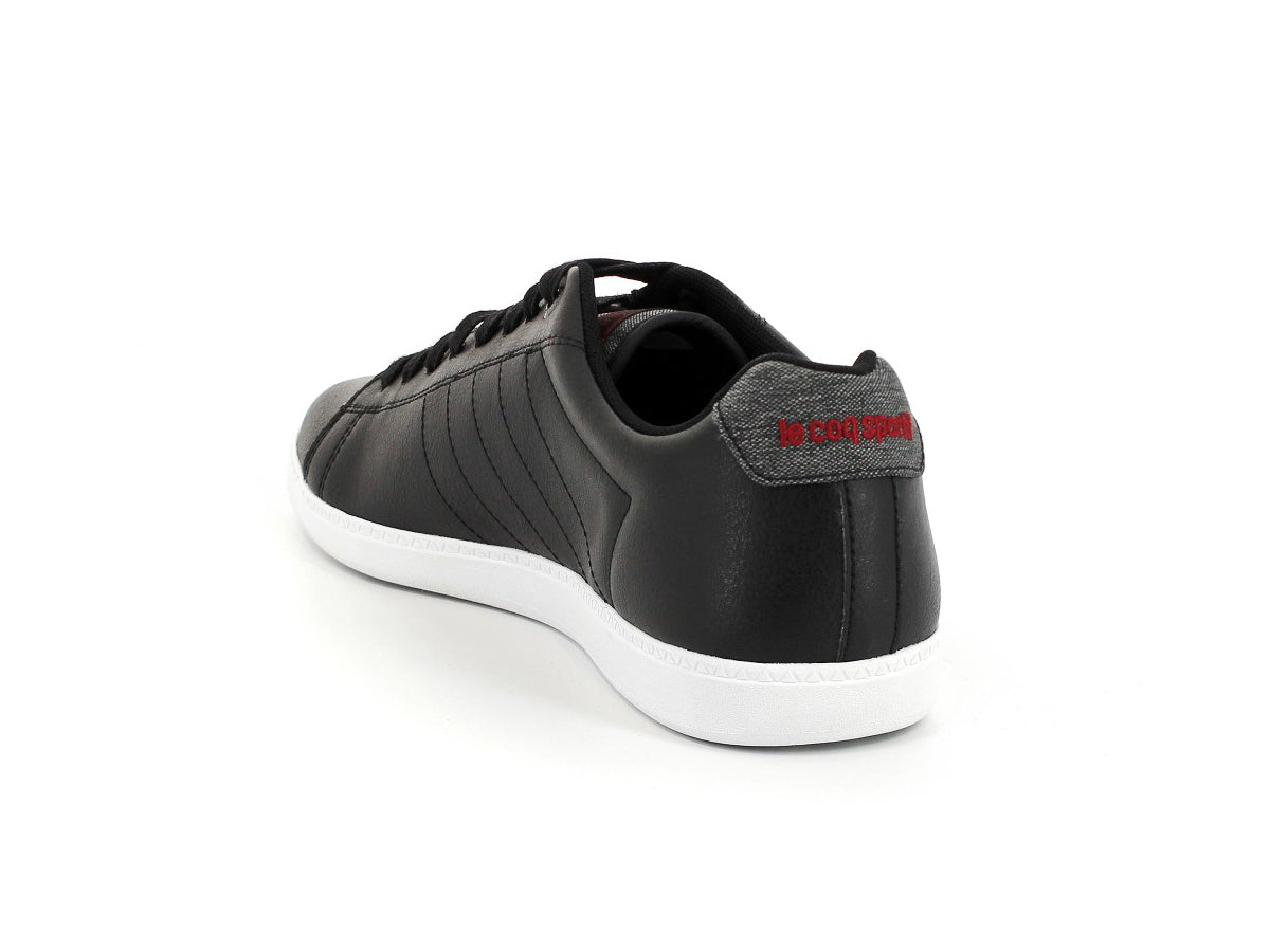 Courtcraft S Lea/2 Tones - Black