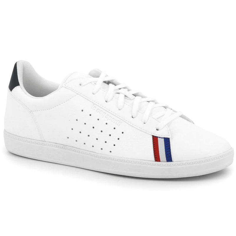 Le Coq Sportif - Courtstar Sport - Optical White/Dress Blue