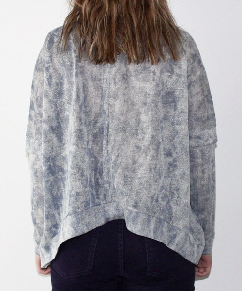 Acid Wash Jumper