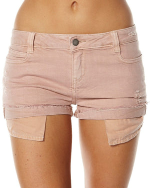 Grab - Window Washer Shorts - Mink