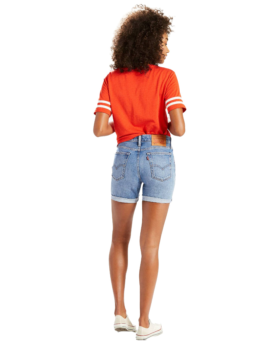 4d795d19 Levi's® - 505C SHORT - All Blue Everything – 88 Jeans