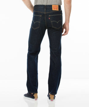 Levi's - 516 Straight Fit Jeans - Rinse