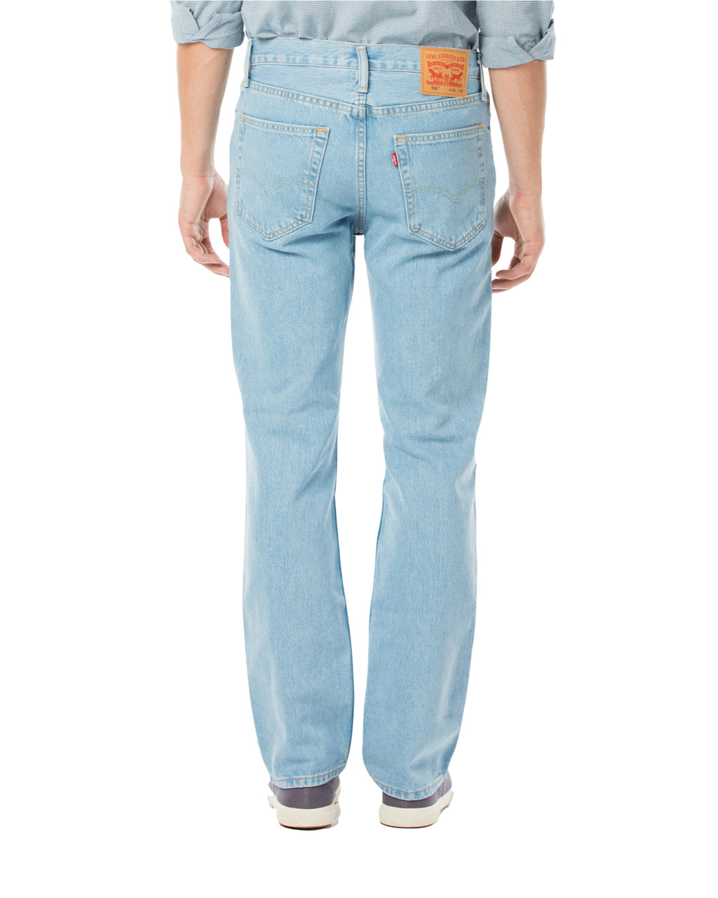 Levi's - 516 Straight Fit Jeans - Superwash