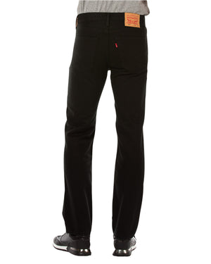 Levi's - 516 Straight Fit Jeans - Black Rinse