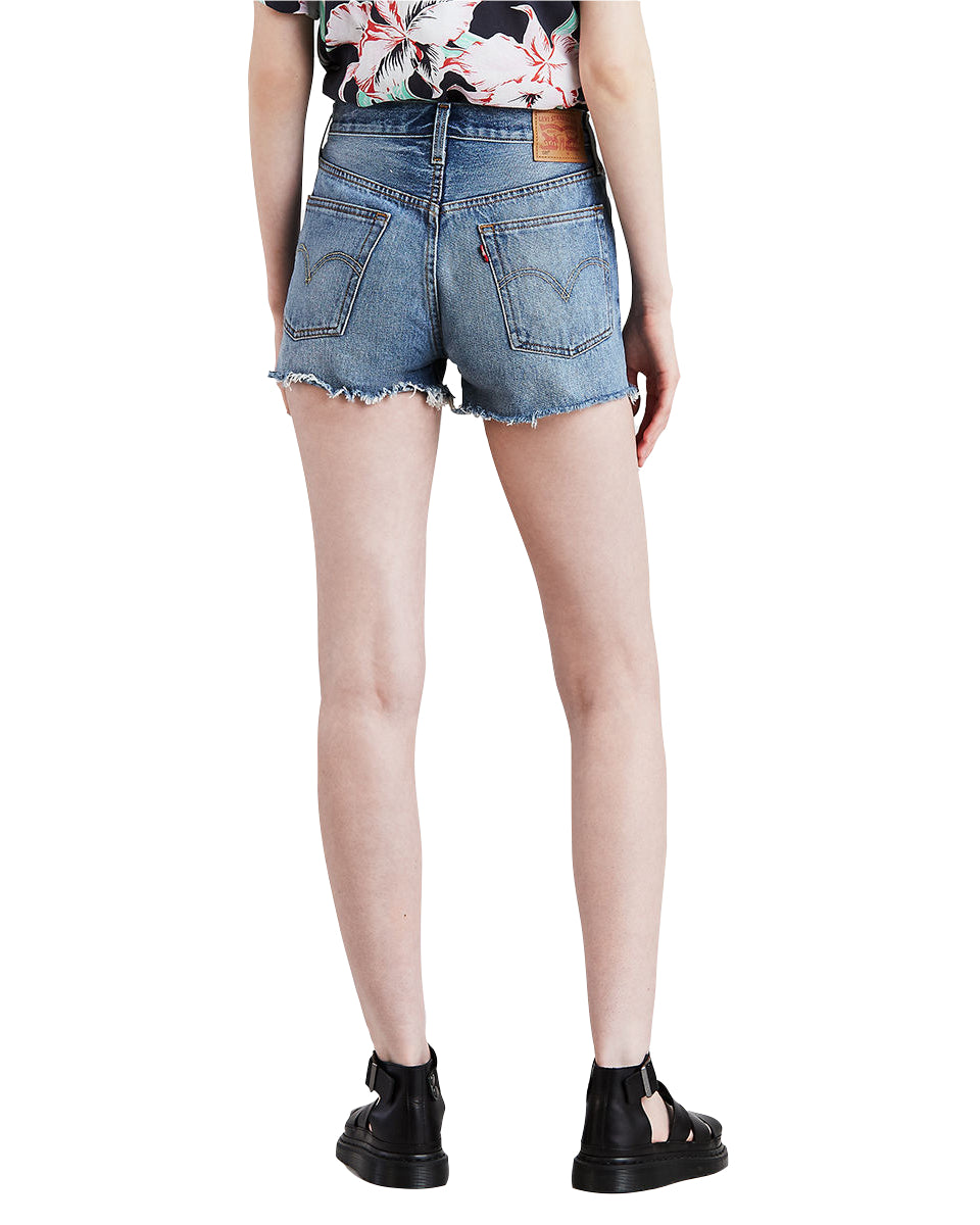 Levi's - 501 High Rise Short - Caught In The Middle