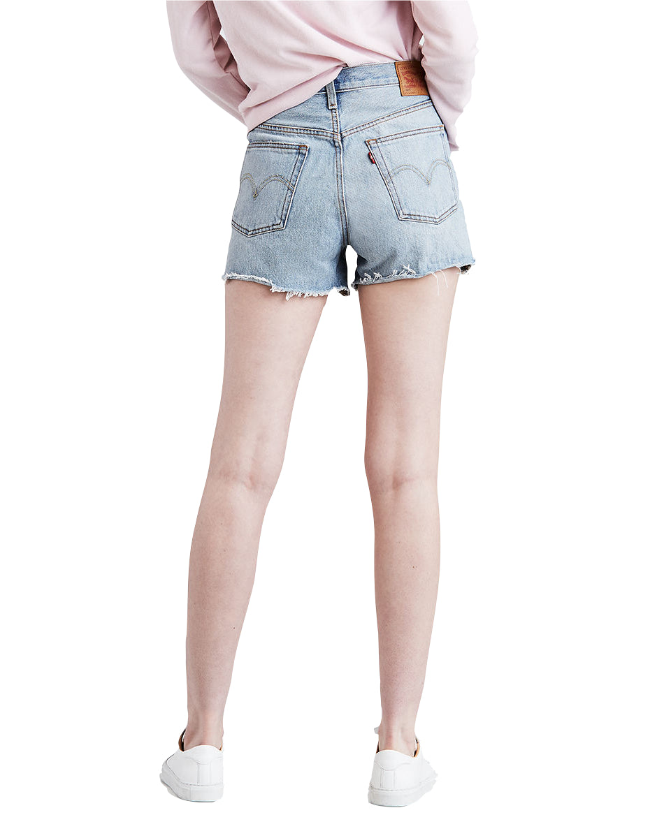 Levi's - 501 High Rise Short - Bring To Light