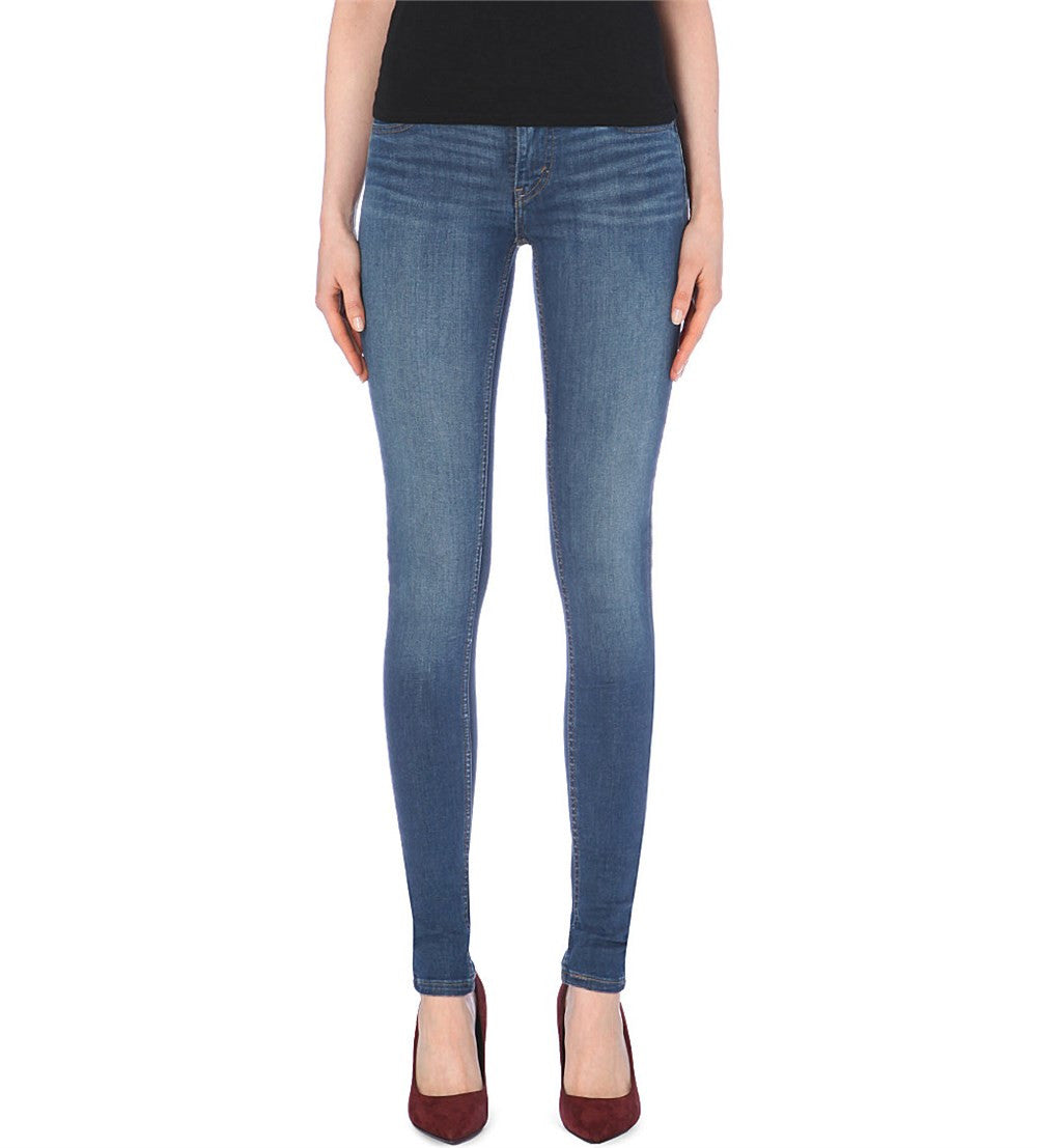 Levi's - Innovation Super Skinny - Blue Worn