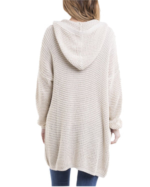 All About Eve - Lexi Knit - Oatmeal