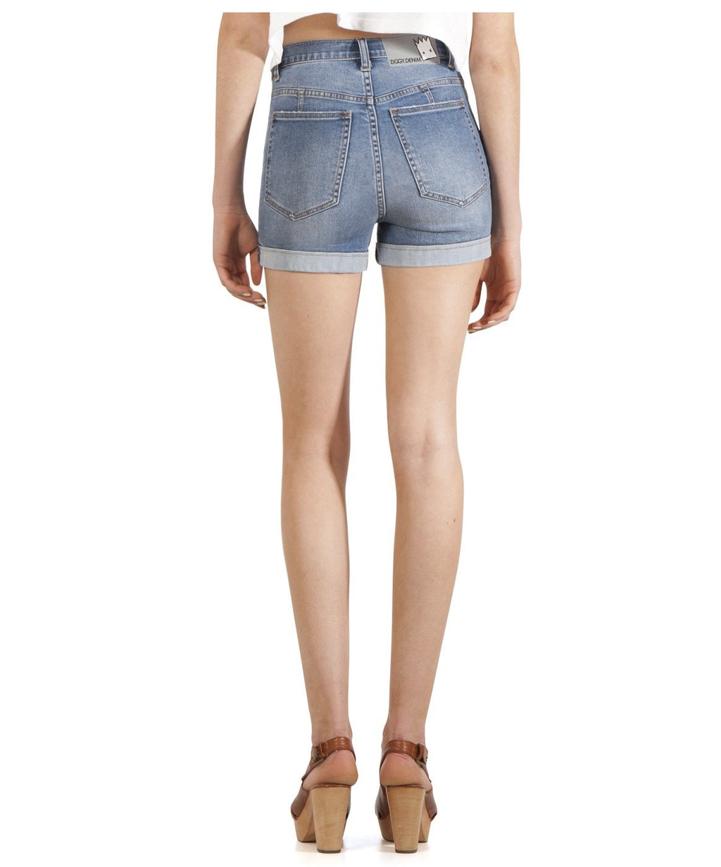 ZIGGY Denim - Hill Billy Shorts - I Just Bluied Myself