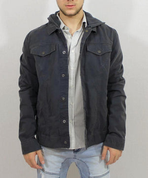 Calvin Klein - Cotton Canvas Jacket - Monsoon