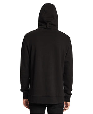 Kiss Chacey - Milan Hooded Sweatshirt - Jet Black