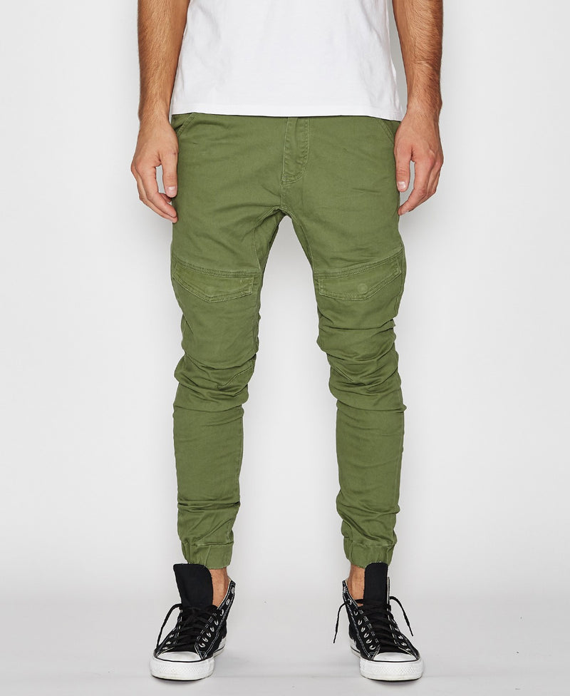 Nena And Pasadena - Flight Pants - Khaki