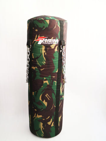 PUNCHING BAG ARMY EDITION - CAMOUFLAGE