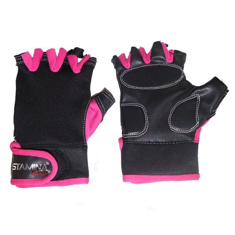 Fitness Gloves Leather Woman